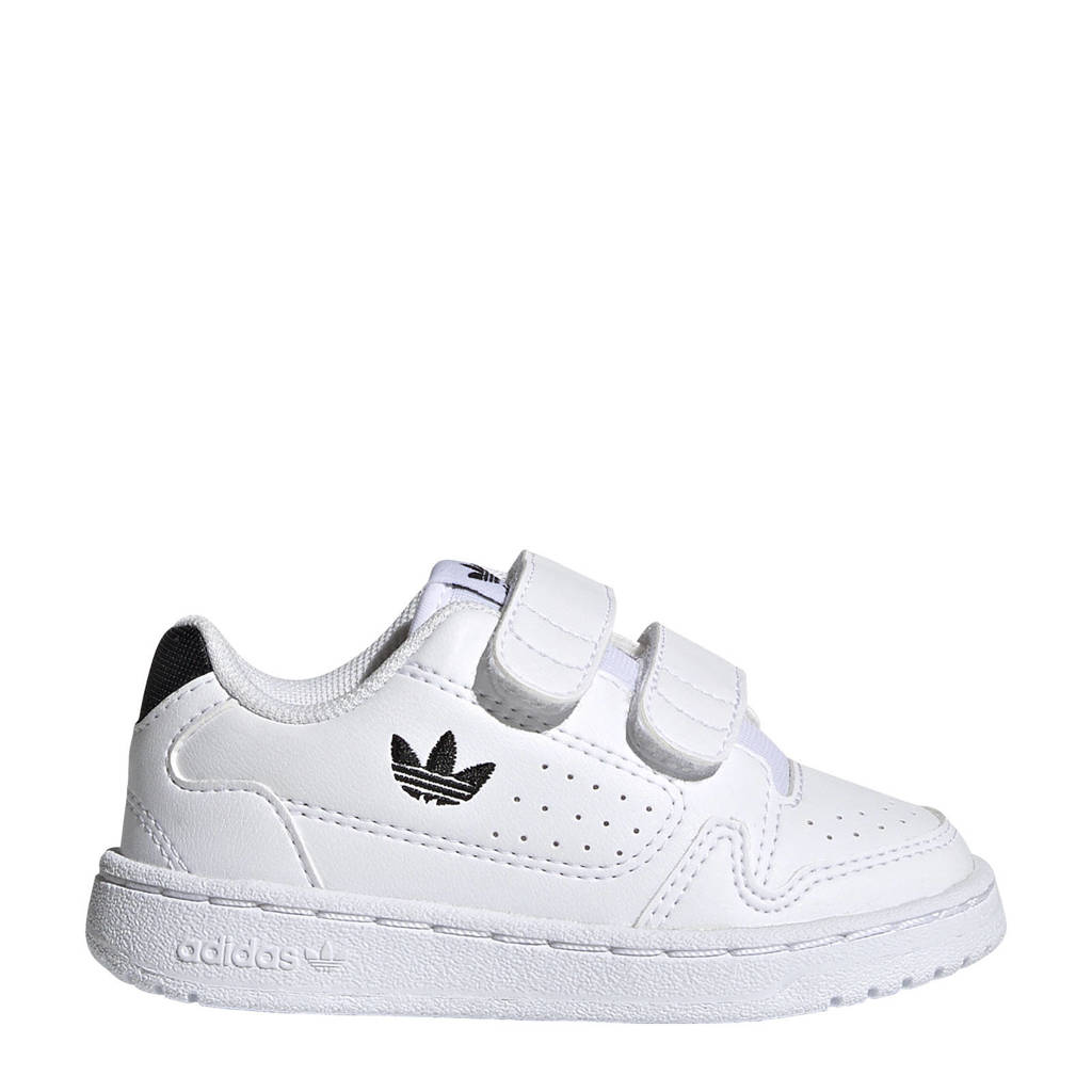 adidas Originals NY 92  sneakers wit/zwart, Wit/zwart