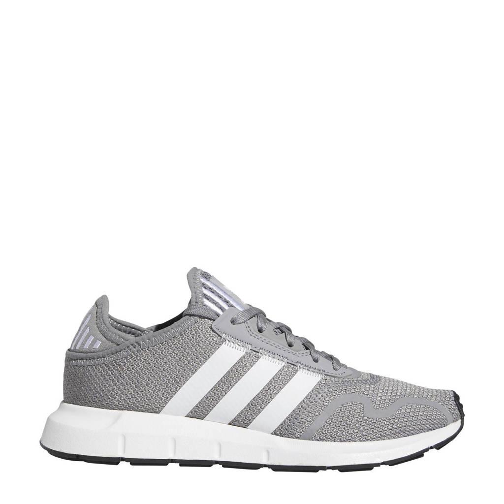 adidas Originals Swift Run  sneakers grijs/wit/zwart, Grijs/wit/zwart
