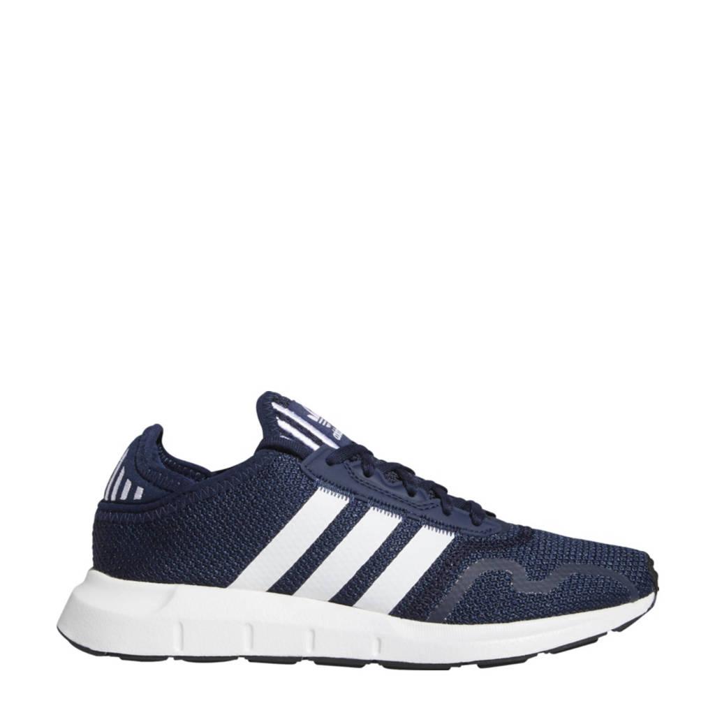 adidas Originals Swift Run  sneakers donkerblauw/wit/zwart, Donkerblauw/wit/zwart