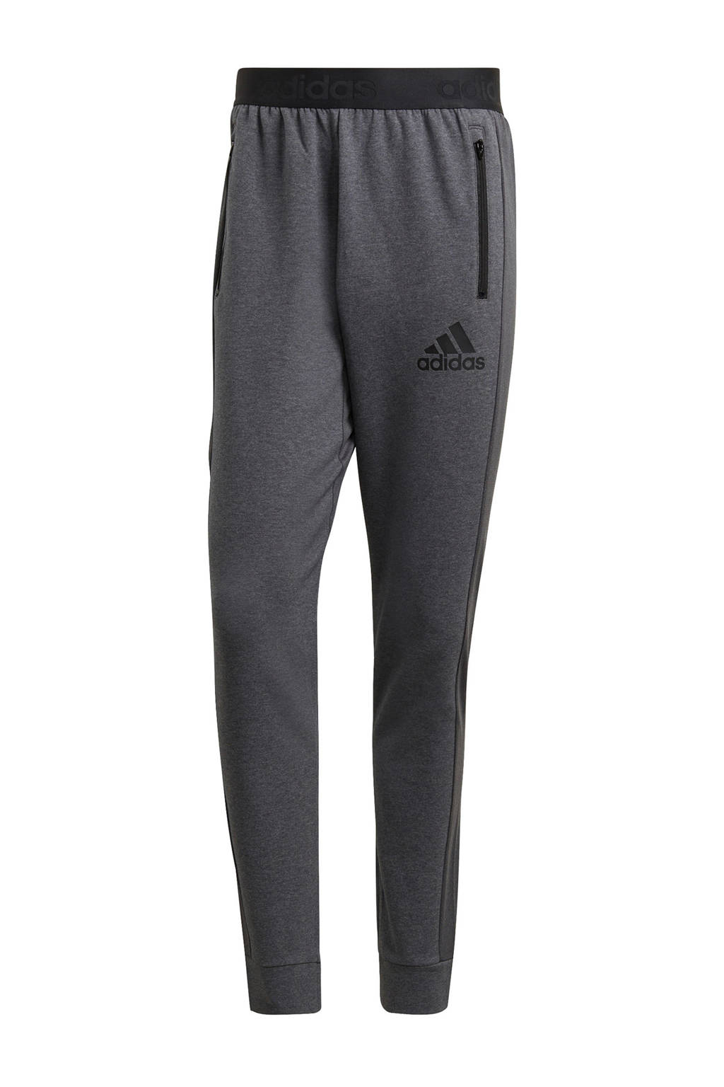 adidas Performance   Designed2Move sportbroek grijs melange/zwart, Grijs melange/zwart