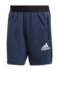 adidas Performance   Designed2Move sportshort donkerblauw, Donkerblauw