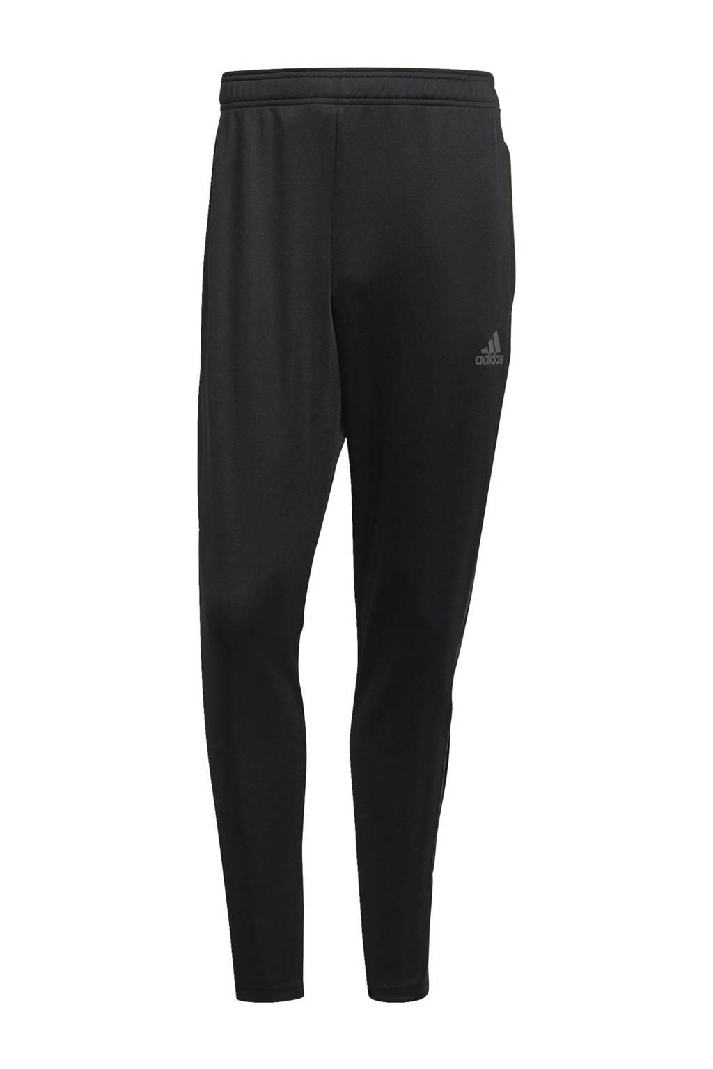 adidas Performance Senior  Tiro trainingsbroek zwart/grijs, Zwart/grijs