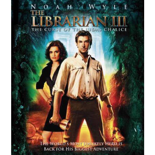 Librarian 3 (Blu-ray) kopen