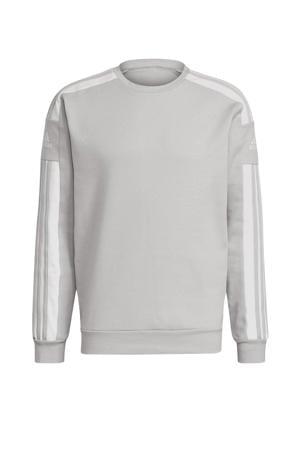 Senior  Squadra 21 voetbalsweater lichtgrijs