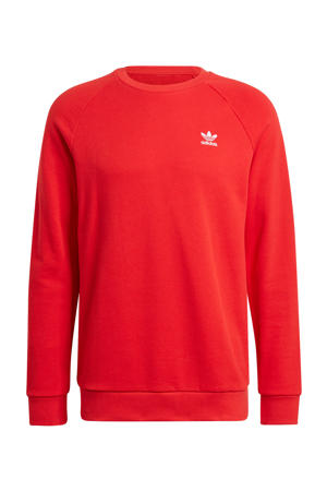 sweater rood/wit