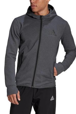 Designed2Move sportvest grijs melange/zwart