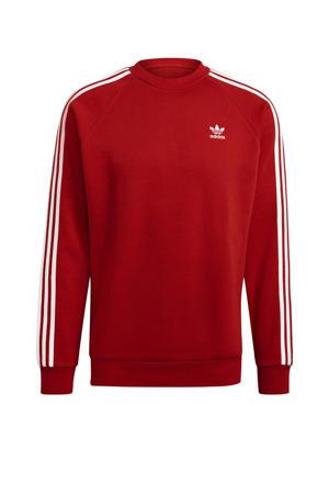 Adicolor sweater rood