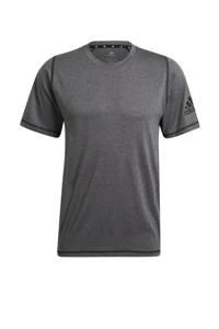 adidas Performance   Designed2Move sport T-shirt grijs/zwart, Grijs/zwart