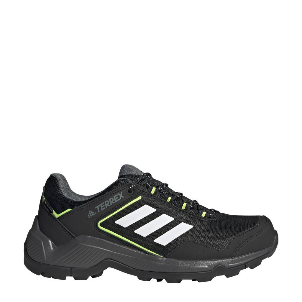 adidas Performance Terrex Eastrail Gore-Tex wandelschoenen zwart/wit/geel, Zwart/wit/geel