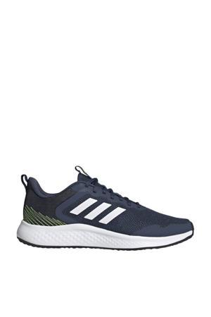 Fluidstreet  hardloopschoenen donkerblauw/wit