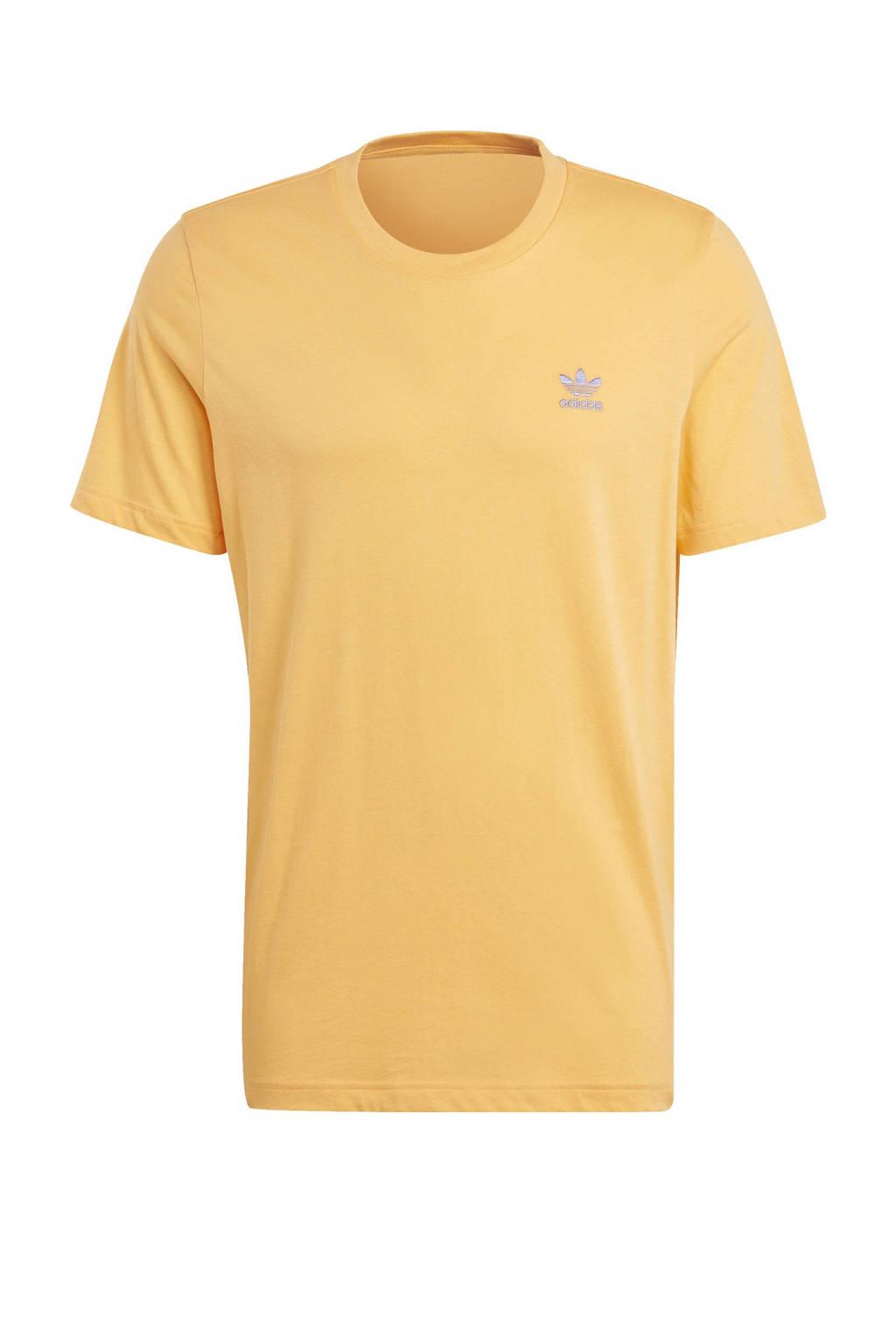 adidas Originals Adicolor T-shirt oranje, Oranje
