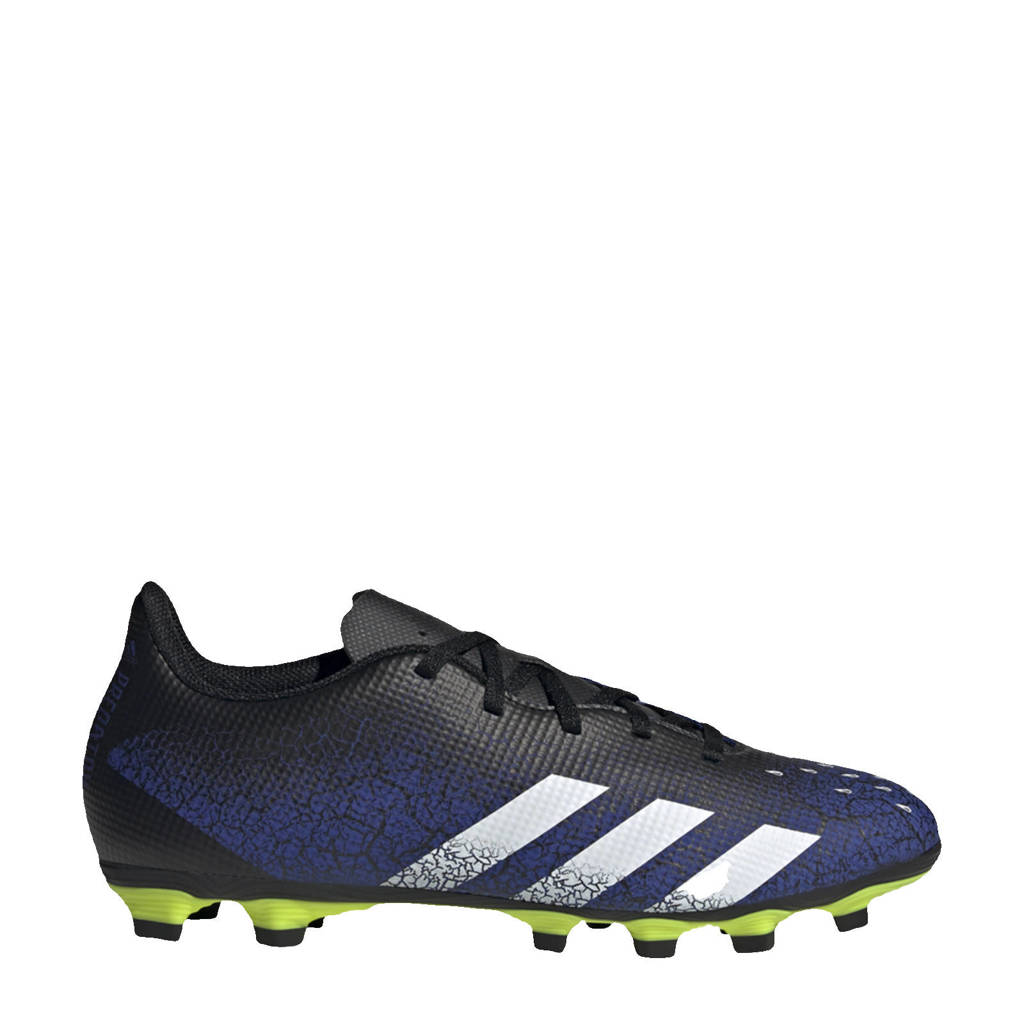adidas Performance Predator Freak.4 FxG Sr. voetbalschoenen blauw/wit, Blauw/wit