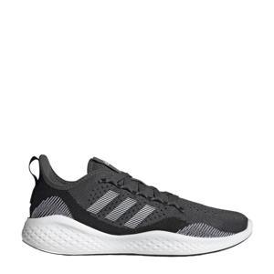 Fluidflow 2.0 hardloopschoenen zwart/wit/grijs