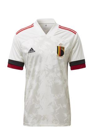 Senior België voetbalshirt uit