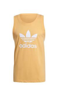 adidas Originals Adicolor top oranje, Oranje