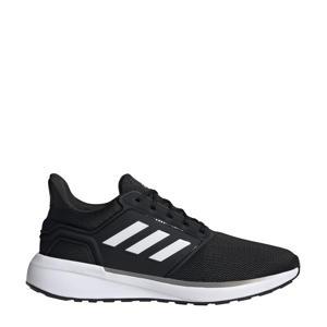 EQ 19  hardloopschoenen zwart/wit