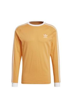Adicolor T-shirt oranje