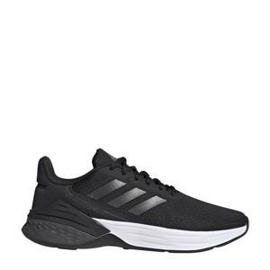 Response  hardloopschoenen zwart/grijs