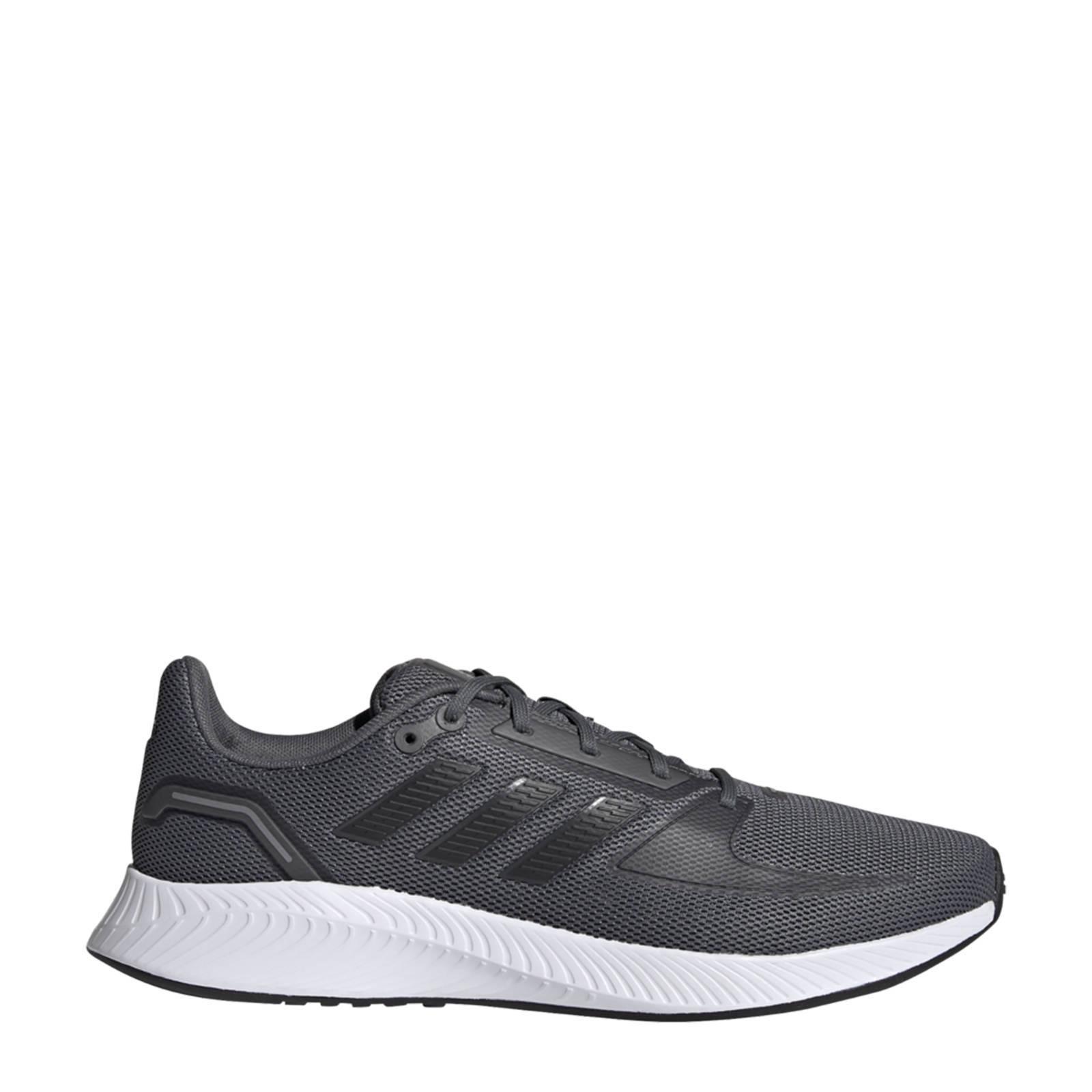 Adidas Performance Runfalcon 2.0 hardloopschoenen grijs/zwart/grijs online kopen