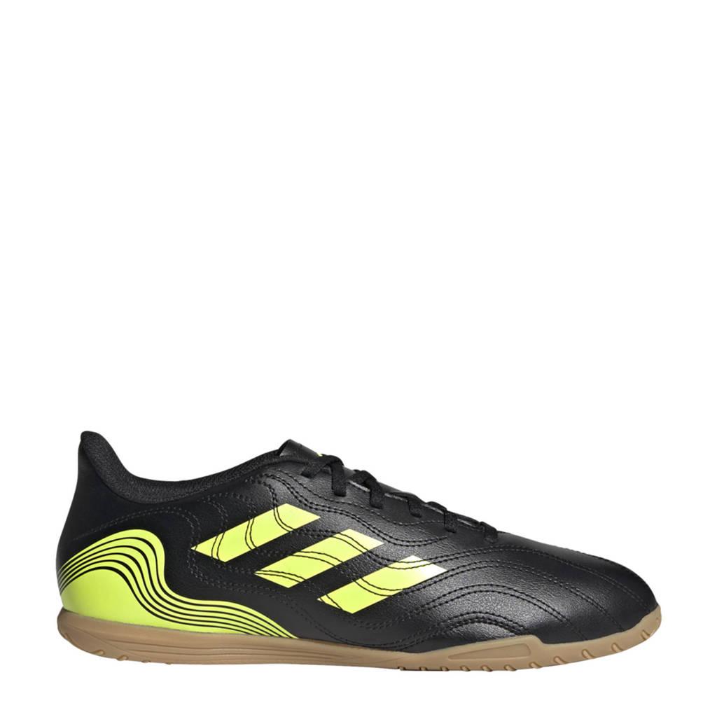 adidas Performance Copa Sense.4 Sr. zaalvoetbalschoenen zwart/geel, Zwart/geel