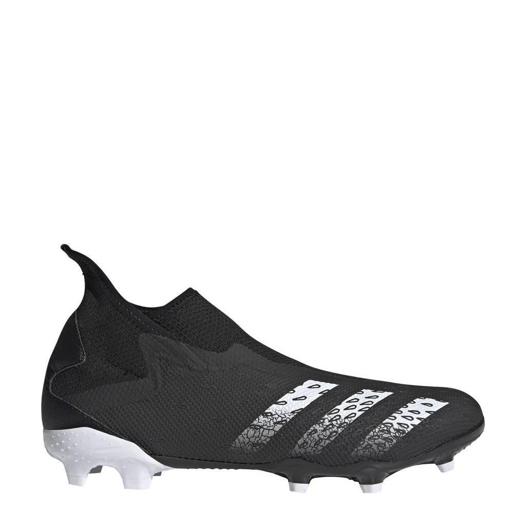 adidas Performance   Sr. voetbalschoenen zwart/wit, Zwart/wit