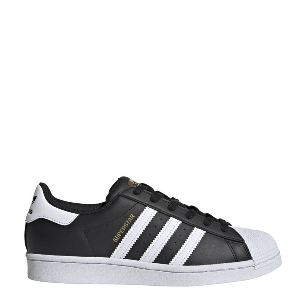 adidas Originals Superstar  sneakers zwart/wit, Zwart/wit