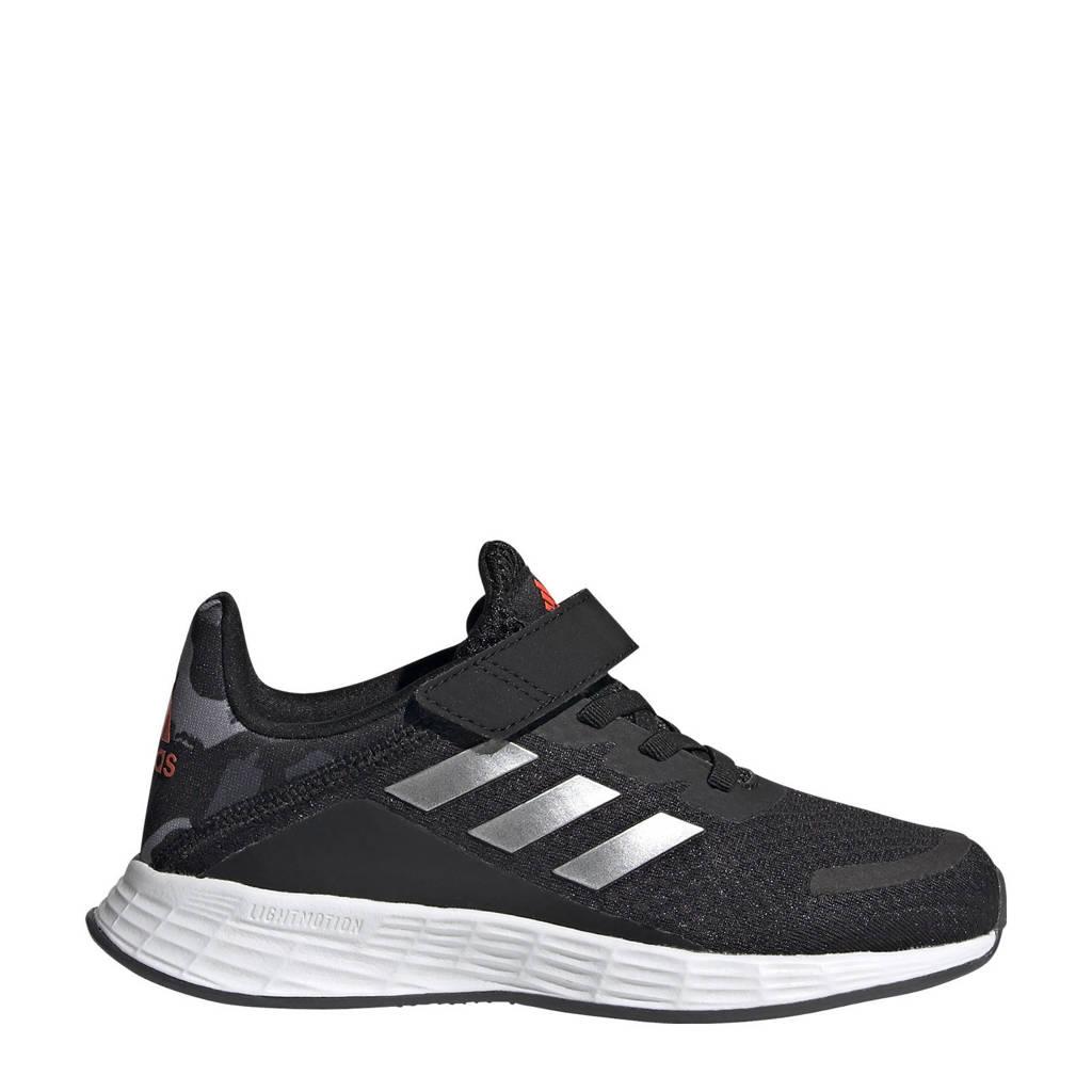 adidas Performance Duramo Sl Classic sneakers  zwart/zilver/rood kids, Zwart/zilver/rood