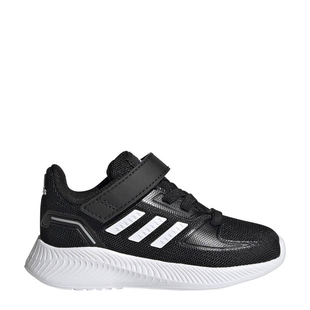 adidas Performance Runfalcon 2.0 Classic sneakers zwart/wit, Zwart/wit
