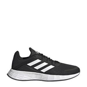 Duramo SL  hardloopschoenen zwart/wit kids