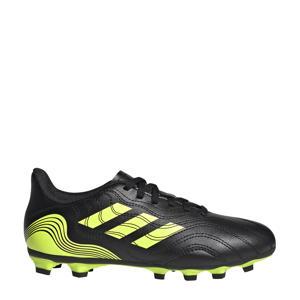 Copa Sense.4 FG Jr. voetbalschoenen zwart/geel
