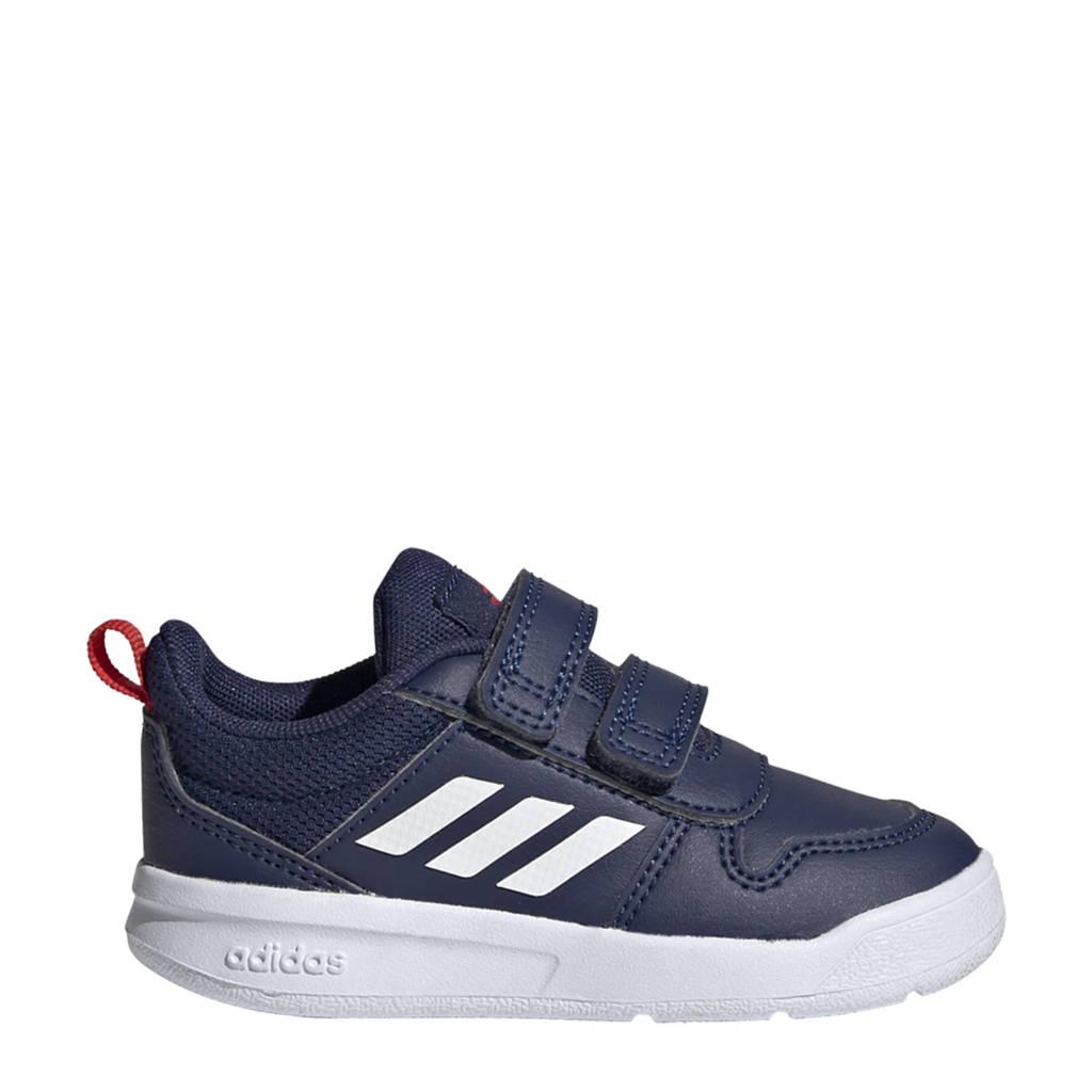 adidas Performance Tensaur I sportschoenen blauw/wit/rood kids, Blauw/wit/rood