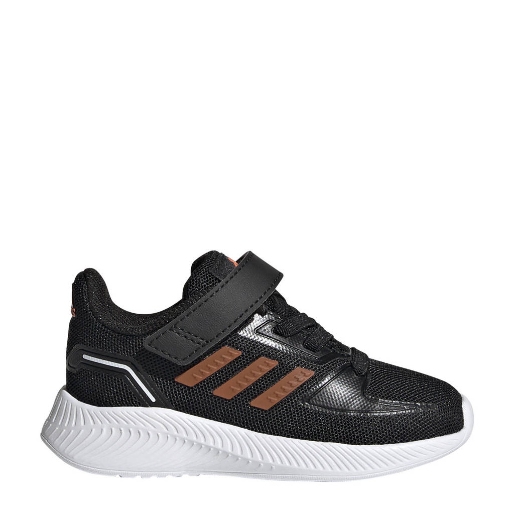 adidas Performance Runfalcon 2.0 Classic sneakers zwart/oranje, Zwart/oranje