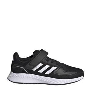 Runfalcon 2.0 Classic hardloopschoenen zwart/wit kids