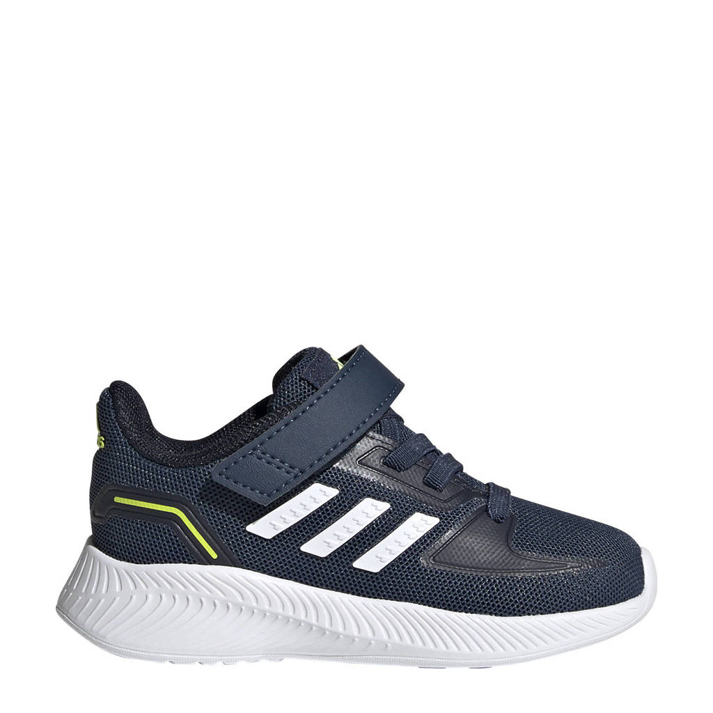 adidas Performance Runfalcon 2.0 Classic sneakers donkerblauw/wit, Donkerblauw/wit