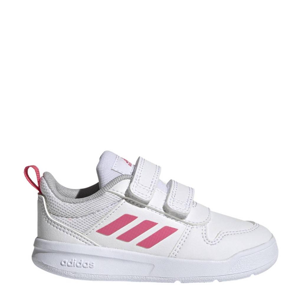 adidas Performance Tensaur I sportschoenen wit/roze, Wit/roze
