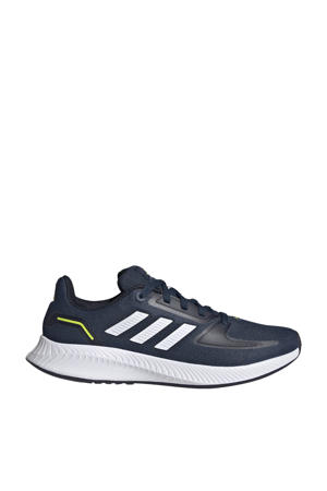 Runfalcon 2.0 Classic sneakers donkerblauw/wit kids