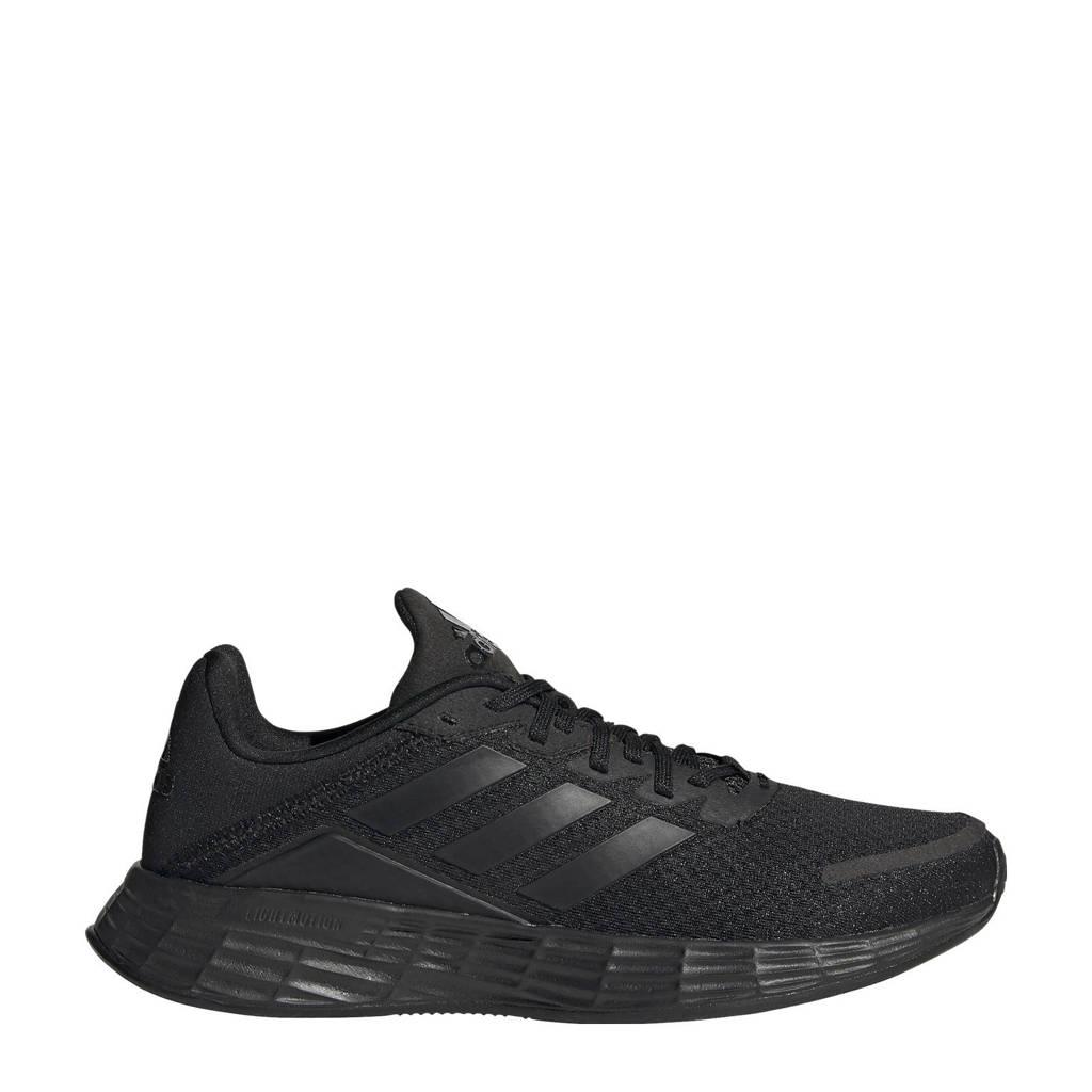 adidas Performance Duramo SL  hardloopschoenen zwart/grijs kids, Zwart/grijs