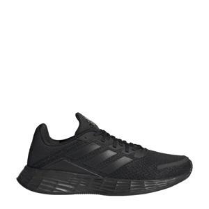 Duramo SL  hardloopschoenen zwart/grijs kids