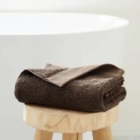 wehkamp home handdoek hotelkwaliteit (50 x 100 cm) Bruin