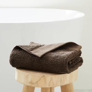 handdoek hotelkwaliteit (50 x 100 cm) Bruin