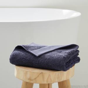 handdoek hotelkwaliteit (50 x 100 cm) Marine blauw