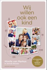 Wij willen ook een kind - Mirella van Markus en Jorinde Benner