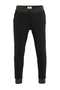 C&A Angelo Litrico joggingbroek met biologisch katoen zwart, Zwart
