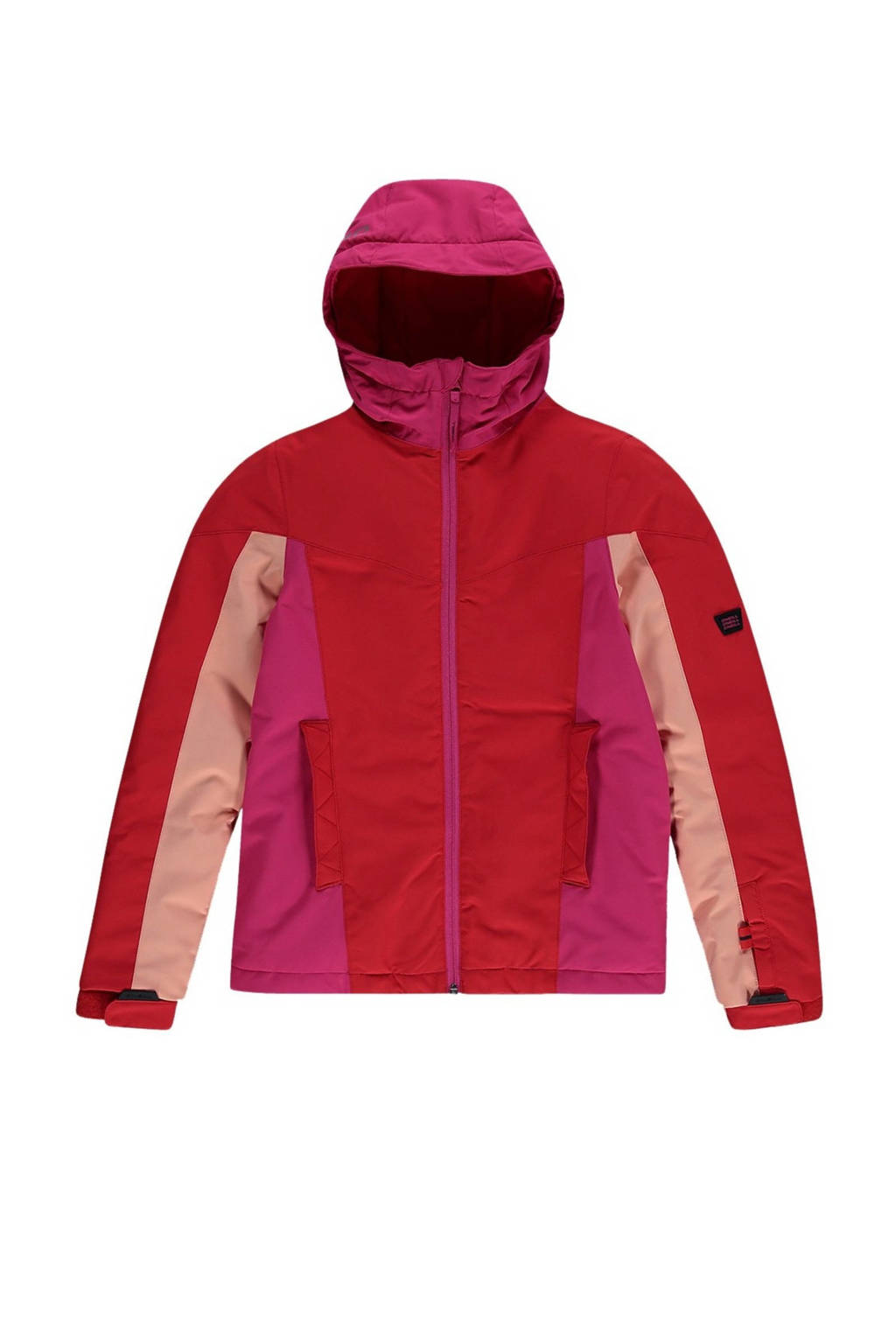 O'Neill ski-jack Blaze rood/roze, Fiery red
