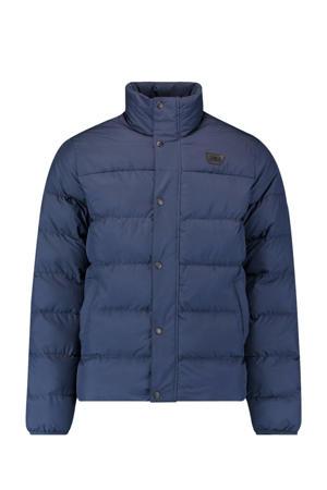 gewatteerde jas Charged donkerblauw