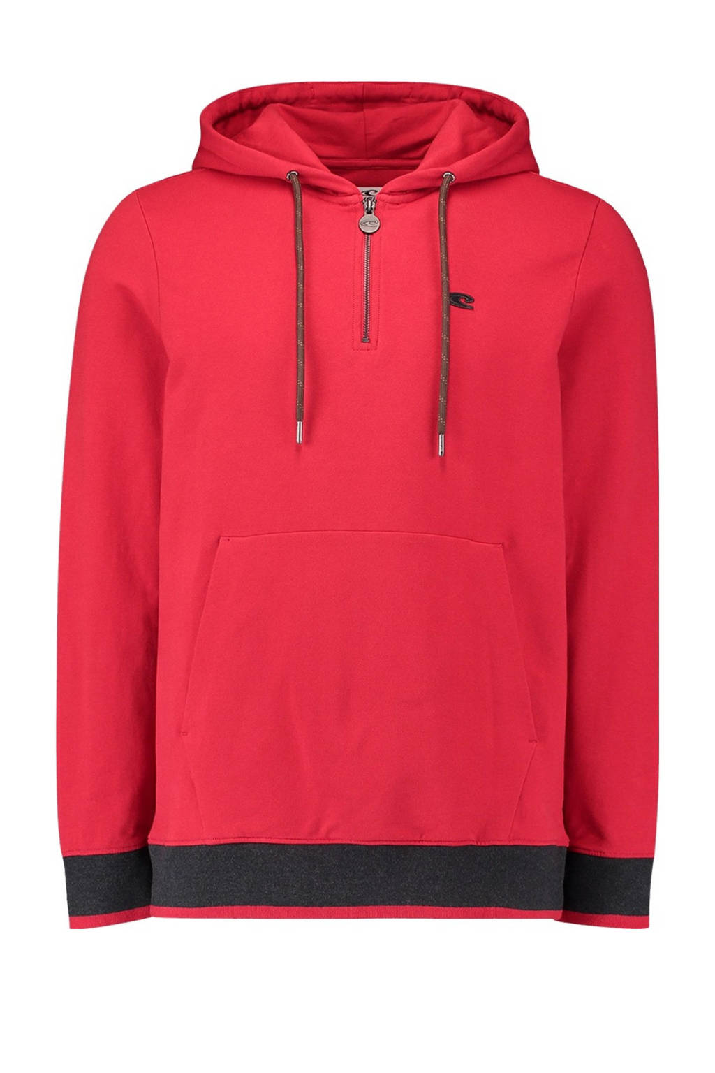 O'Neill hoodie Tripped rood, Haute Red