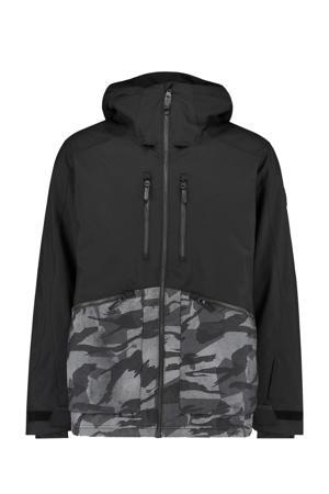 jack Texture zwart/grijs