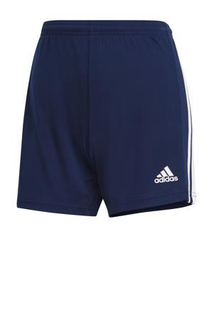 Squadra 21 sportshort donkerblauw/wit