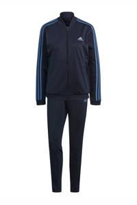 adidas Performance trainingspak donkerblauw/kobaltblauw