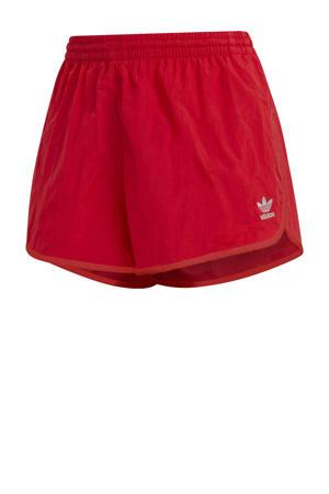 Adicolor short rood